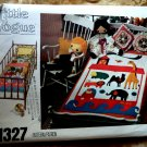 Vogue Pattern # 1327 UNCUT Crib Quilt With Embroidery and Appliqué