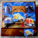 Springbok Puzzle SEALED! Lionel Electric Trains American Legend 1000 Pieces
