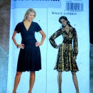 Butterick Pattern # 5243 UNCUT Misses Dress STRETCH KNITS ONLY Size 16 18 20 22