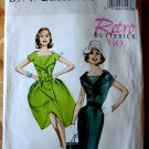 Butterick Pattern # 5747 UNCUT Misses Retro Dress 1960's.