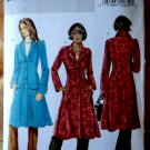 Butterick Pattern # 5295 UNCUT Misses Coat Size 8 10 12 14