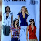 Butterick Pattern # 5331 UNCUT Misses Top Vest Size 14 16 18 20