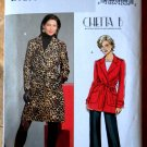Butterick Pattern # 5255 UNCUT Misses Coat Size 8 10 12 14