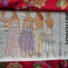 Butterick Pattern # 4407 UNCUT Misses Petticoat Size 8 10 12