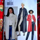 Butterick Pattern # 6900 UNCUT Coat Jacket Length Variations Size 6 8 10