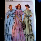 Vogue Pattern # 9731 UNCUT Formal Dress Special Occasion Gown Size 10