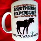 Unique TV's Northern Exposure Ceramic Mug Roslyn Washington Ruth Anne's General Store
