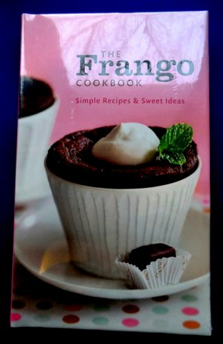 NEW Frango Chocolate Cookbook (Macy's--Marshall Field's) 40 Dessert Recipes BOOK