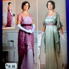 Simplicity Pattern # 1517 UNCUT Misses Costume Edwardian Dress Size 14 16 18 20 22