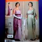 Simplicity Pattern # 1517 UNCUT Misses Costume Edwardian Dress Size 6 8 10 12