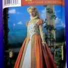 Simplicity Pattern # 8881 UNCUT Elizabethan Costume Size  14 16 18 20