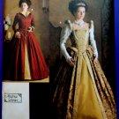 Simplicity Pattern # 3782 UNCUT Misses Costume Elizabethan Era Size 14 16 18 20