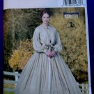 Butterick Pattern # 5831 UNCUT Misses Civil War Costume Dress Size 8 10 12 14 16