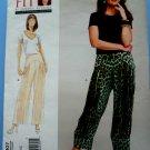 Vogue Pattern #1307 UNCUT Misses Pants Pleats Sandra Betzina Designer Small Med Large