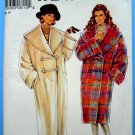 New Look Pattern # 6114 UNCUT Long Winter Toggle Coat Size Small Medium Large XL