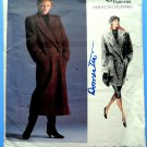 Vogue Pattern #1935 UNCUT Misses Coat Size 10 ONLY Perry Ellis