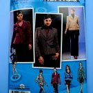 Simplicity Pattern # 2810 UNCUT Misses Jacket Project Runway Size 4 6 8 10 12