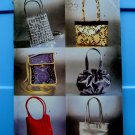 Butterick Pattern # 6371 UNCUT Evening Bag Purse 6 Styles