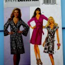 Butterick Pattern # 5454 UNCUT Misses Dress Sleeve Variations STRETCH KNITS ONLY Size 16 18 20 22 24