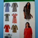 Simplicity Pattern # 2365 UNCUT Misses Tunic Sleeve Neckline Variations Size 16 18 20 22 24