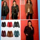 Simplicity Pattern # 2284 UNCUT Misses Jacket Variations Size 16 18 20 22 24
