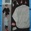 Vogue Pattern # 9127 UNCUT Misses Shirt Detachable Cuffs Collar Size 8 10 12