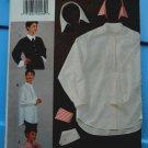 Vogue Pattern # 9127 UNCUT Misses Shirt Detachable Cuffs Collar Size 8 10 12