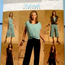 Butterick Pattern # 5050 UNCUT Misses Wardrobe Top Pants STRETCH KNITS ONLY Size 16 18 20 22