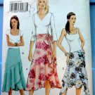 Vogue Pattern # 8040 UNCUT Misses Bias Skirt Size 12 14 16