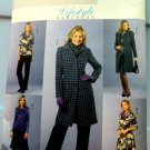 Butterick Pattern # 4619 UNCUT Misses Lifestyle Wardrobe Jacket Top Skirt Pants Size 16 18 20 22