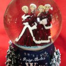 Bing Crosby White Christmas Irving Berlin Musical Snow Globe 2000