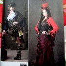 Simplicity Pattern #1819 UNCUT Steampunk or Goth Costume  Size 14 16 18 20 22