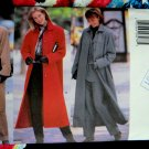 Butterick Pattern # 5737 UNCUT Misses Long Winter Coat Size 8 10 12