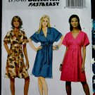 Butterick Pattern # 5640 UNCUT Misses Dress Size 8 10 12 14