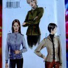 Vogue Pattern # 7764 UNCUT Misses Fitted Unlined Jacket Size 18 20 22