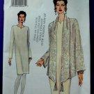 Vogue Pattern # 9126 UNCUT Misses Jacket Dress Size 8 10 12