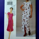 Vogue Pattern # 7081 UNCUT Misses Dress Sleeve Length Variations Size 12 14 16