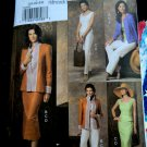 Vogue Pattern # 8209 UNCUT Misses Jacket Top Skirt Pants Five Easy Pieces Size 20 22 24
