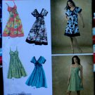 Simplicity Pattern # 3745 UNCUT Misses Summer Dress Size 14 16 18 20 22