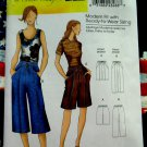 Butterick Pattern # 5504 UNCUT Misses Pants Two Lengths Size XXL 1X 2X 3X 4X 5X 6X