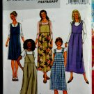 Butterick Pattern # 4223 UNCUT Misses Jumper Dress Size 14 16 18