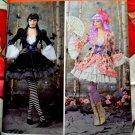 Simplicity Pattern # 1300 UNCUT Misses Steampunk Costume Size 14 16 18 20 22