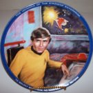 "Star Trek ""Chekov"" 1983 Hamilton Collection Plate"