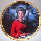 "Star Trek ""25th Anniversary Commemorative Collection-Uhura"" 1991 Hamilton Collection Plate"