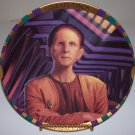 "Star Trek Deep Space Nine ""Chief Odo"" 1994 Hamilton Collection Plate"