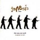 Genesis (CD) Live - The Way We Walk -The Shorts
