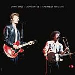 Daryl Hall & John Oates (CD) Greatest Hits LIVE