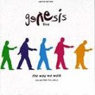 Genesis (CD) LIVE The Way We Walk The Longs
