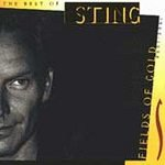 Sting (CD) The Best Of Sting Fields Of Gold
