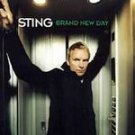 Sting (CD) Brand New Day